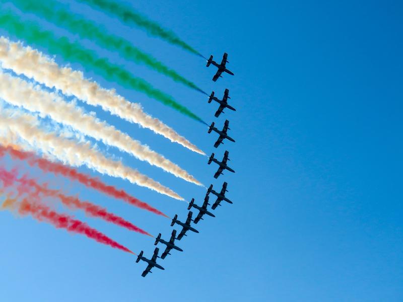 italia a giugno